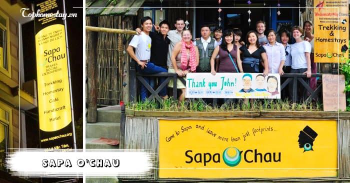 Homestay Sapa O'Chau Travel Social Enterprise, trải nghiệm tuyệt vời tại mảnh đất Sapa