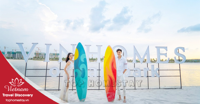 Check-in Bãi Biển Hawaii nhân tạo và du lịch biển giữa lòng Sài Gòn